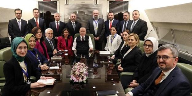Cumhurbaşkanı Erdoğan'dan Kılıçdaroğlu'na okkalı cevap