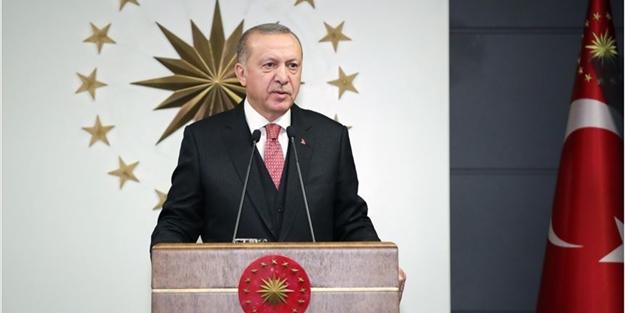 Cumhurbaşkanı Erdoğan'dan kritik açıklamalar! Tekalifi Milliye'yi hatırlattı
