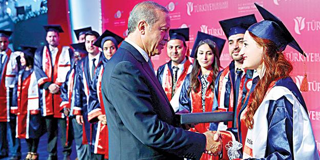 Cumhurbaşkanı Erdoğan'dan, 'Kriz değil, çözüm üretin' uyarısı