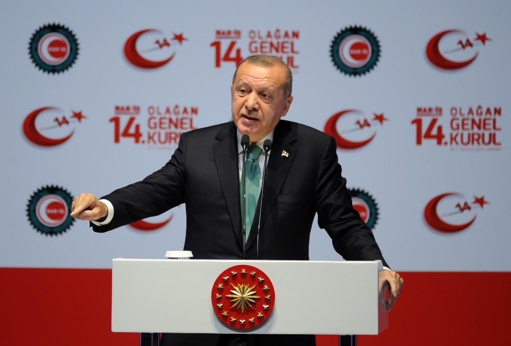 Cumhurbaşkanı Erdoğan'dan Merkez Bankası Başkanının görevden alınmasına ilişkin açıklama