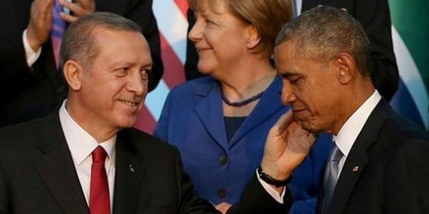 Erdoğan'dan Obama'ya kritik uyarı!