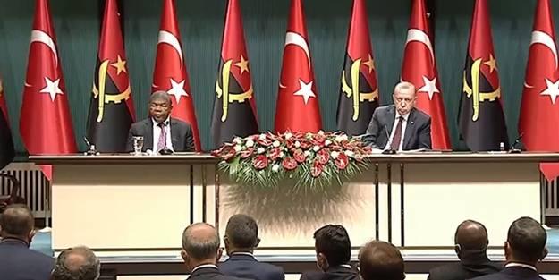 Cumhurbaşkanı Erdoğan'dan önemli açıklamalar! 10 adet anlaşma imzalandı