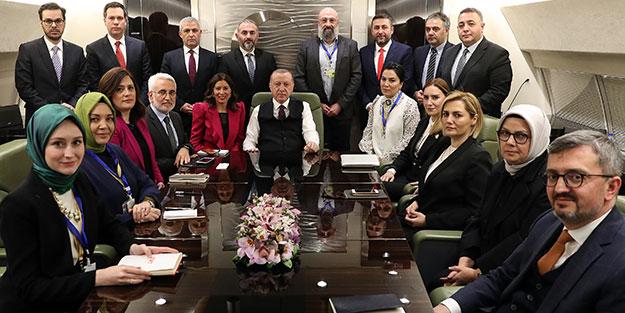 Cumhurbaşkanı Erdoğan'dan Osman Kavala açıklaması