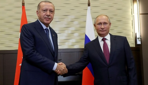 Cumhurbaşkanı Erdoğan'dan Rusya'ya çağrı