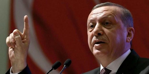 Erdoğan'dan kızına dil uzatan ahlaksızlara tokat gibi cevap