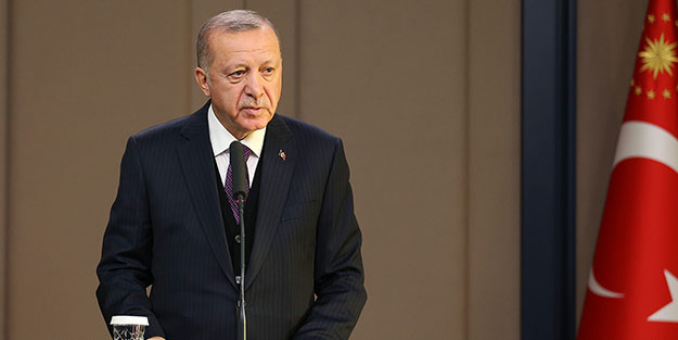 Cumhurbaşkanı Erdoğan'dan termik santral açıklaması