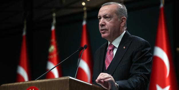 Cumhurbaşkanı Erdoğan'dan Türkiye'nin dev projeleriyle ilgili önemli paylaşım