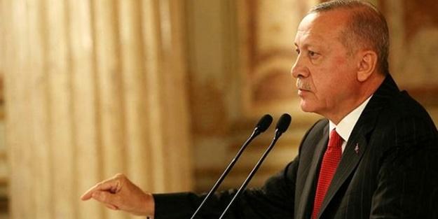 Cumhurbaşkanı Erdoğan'dan Türkiye'ye silah satmayan ülkelere net cevap