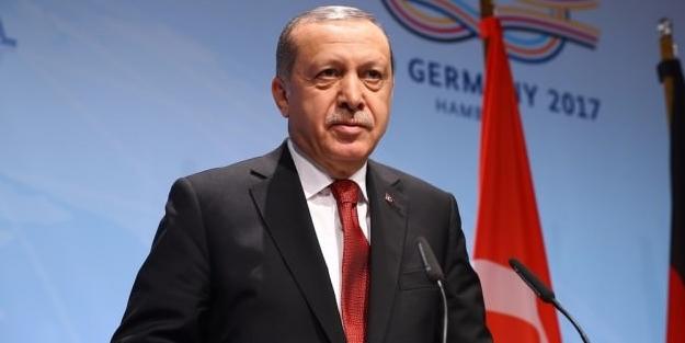 Cumhurbaşkanı Erdoğan'dan öneri: İş bitmiş olanları...