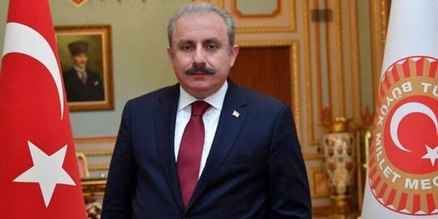 Cumhurbaşkanı Erdoğan'ın boykot çağrısına Mustafa Şentop'tan destek