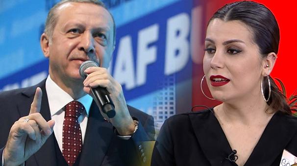 Cumhurbaşkanı Erdoğan'ın hikayesini anlattığı Göknur Damat'a 6 ay ömür biçilmiş