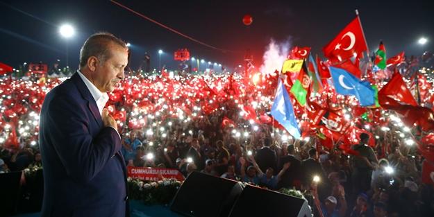 Cumhurbaşkanı Erdoğan'ın seçim program netleşti