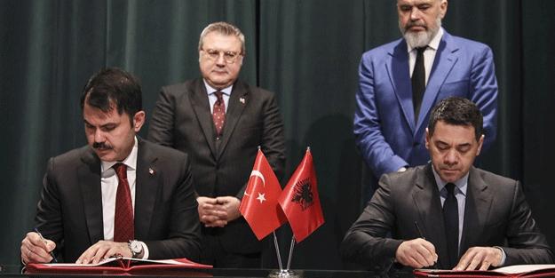 Cumhurbaşkanı Erdoğan'ın talimatı sonrası imzalar atıldı