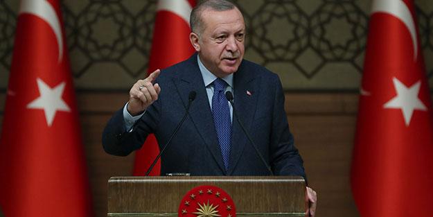 Cumhurbaşkanı Recep Tayyip Erdoğan, 100 bin sosyal konut tanıtım toplantısında konuştu
