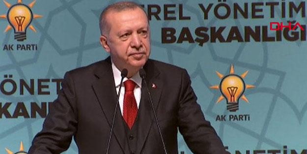 Cumhurbaşkanı Erdoğan'dan çok konuşulacak İstanbul çıkışı: Adeta ...