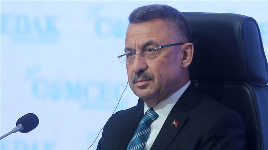 Cumhurbaşkanı Yardımcısı Fuat Oktay: Yerelden kalkınmayı sağlayacağız