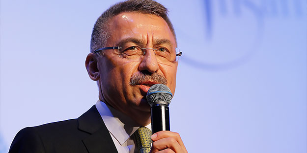 Cumhurbaşkanı Yardımcısı Fuat Oktay'dan ekonomi açıklaması