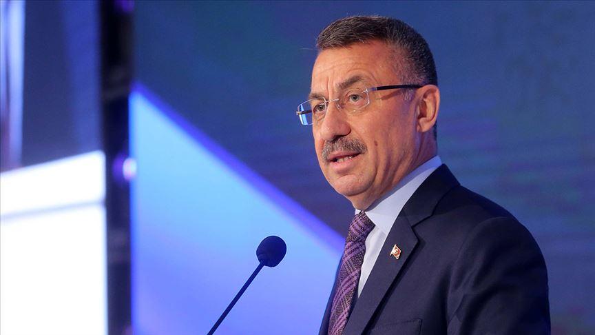 Cumhurbaşkanı Yardımcısı Oktay: NATO'nun güvenlik kodlarının güncellenmesi kaçınılmazdır