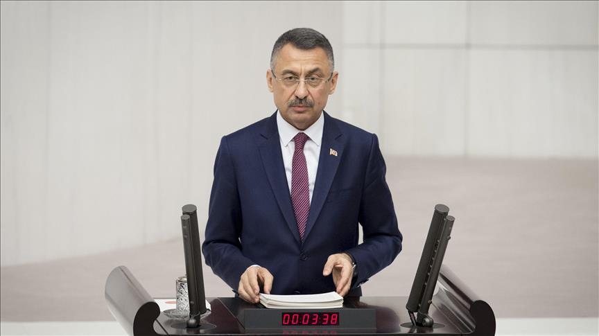 Cumhurbaşkanı Yardımcısı Oktay: Yargıya ilişkin iki temel politika belgesi kamuoyuna açıklanacak
