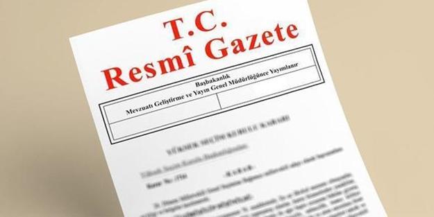 Cumhurbaşkanlığı atama kararları son dakika Resmi Gazete atama listesi