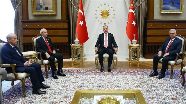 Cumhurbaşkanlığı: Görüş birliğine vardık