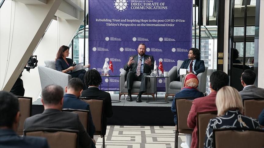 Cumhurbaşkanlığı İletişim Başkanlığının New York'ta düzenlediği panelde BM reformu tartışıldı