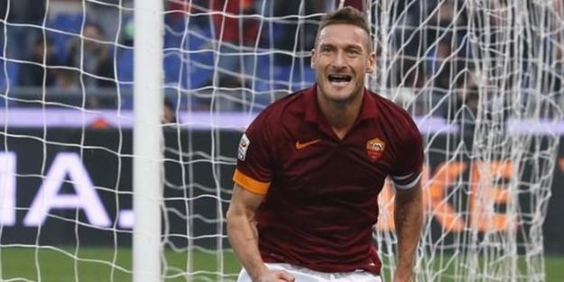 Cumhurbaşkanlığı seçimlerinde oylar Totti'ye!
