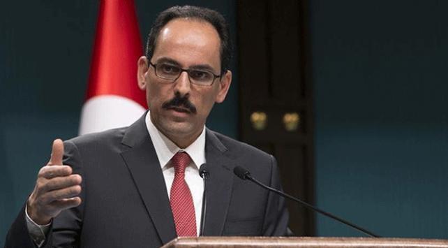 Cumhurbaşkanlığı Sözcüsü İbrahim Kalın'dan Newsweek'e tepki