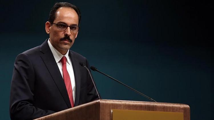 Cumhurbaşkanlığı Sözcüsü Kalın: Almanya'ya çok sert tepki verildi