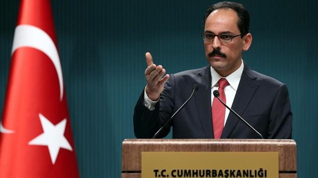 Cumhurbaşkanlığı Sözcüsü Kalın konuşuyor: Birliklerimiz El-Bab'ın merkezinde