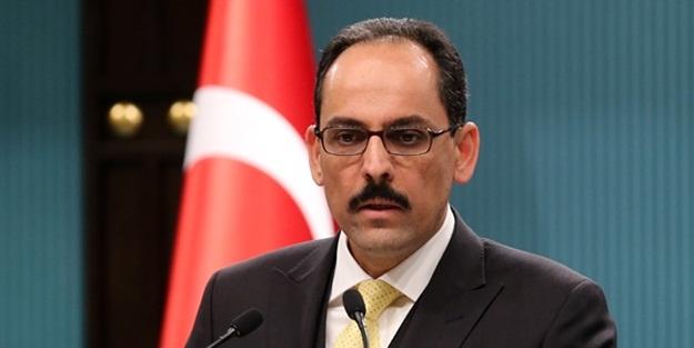 Cumhurbaşkanlığı Sözcüsü Kalın'dan Ayasofya çıkışı: Atatürk bile 11 sene bekledi