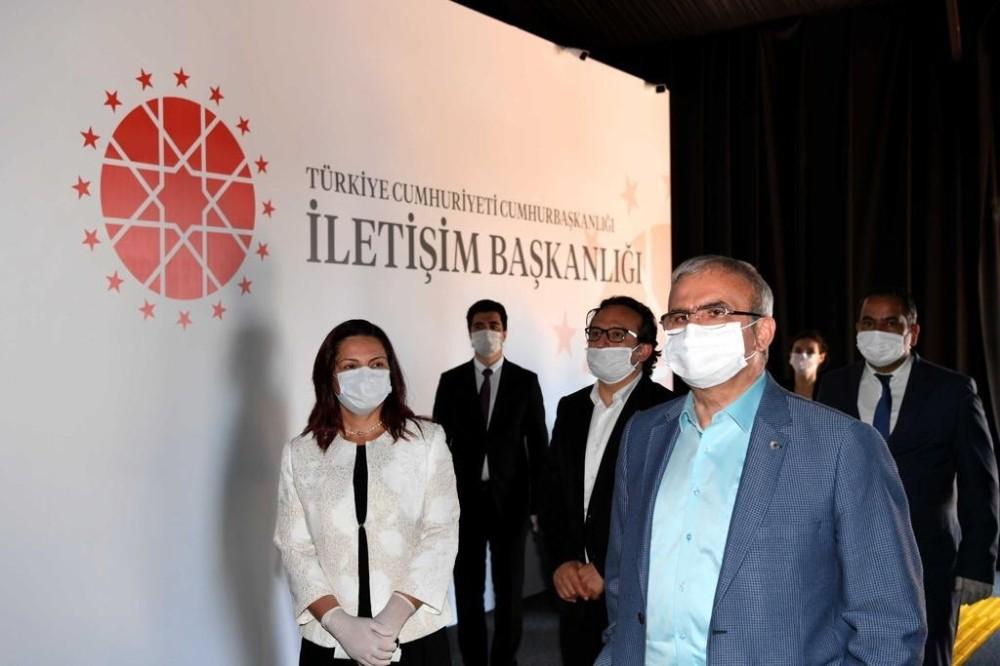 Cumhurbaşkanlığından Antalya tanıtımına dijital katkı
