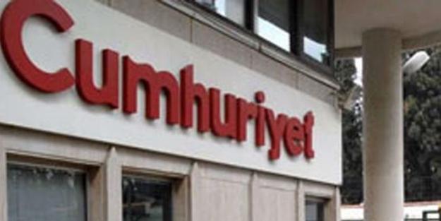 Cumhuriyet Gazetesi fena rezil oldu!