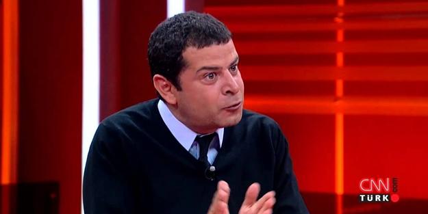 Cüneyt Özdemir fena saydırdı! 'Onlar CHP'li belediyelerin soytarılığını yapıyor'
