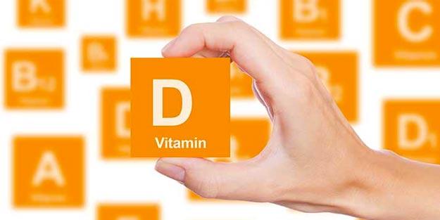 D vitamini hangi yiyeceklerde vardır?