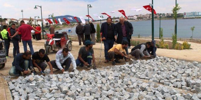 Şehit Polis Fethi Sekin'in ismi Ayvalık'ta parkta yaşayacak
