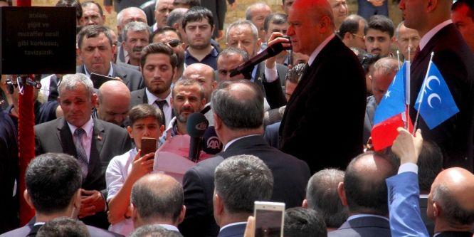 Bahçeli: Ne PKK, ne FETÖ Türkiye'yi dize getiremeyecektir