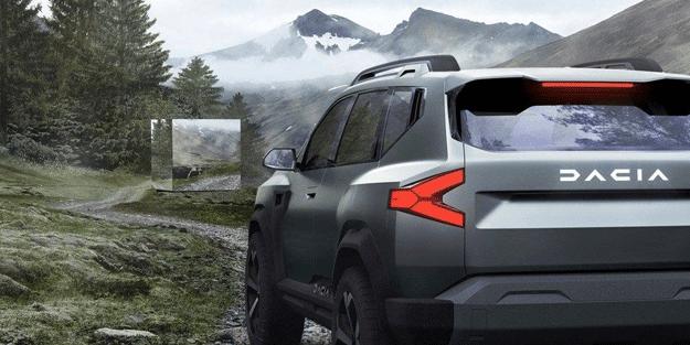 Dacia logosunu değiştirdi