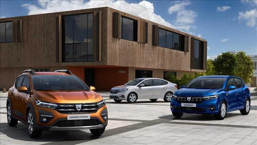 Dacia'da yenilenen ikonik modeller