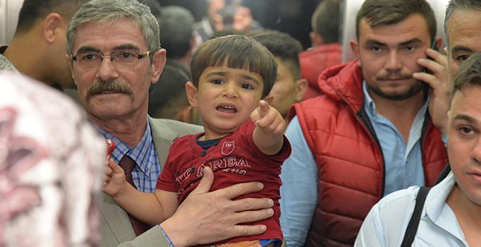 DAEŞ saldırılarında yaralanan 68 Iraklı Türkmen Ankara'da tedavi altında
