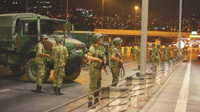 """""""DAEŞ'e destek"""" iftiralarında Gülen'in parmak izleri"""