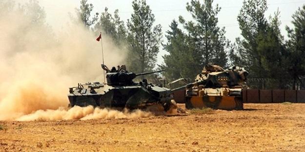 DAEŞ'E operasyon, ABD ve PYD'ye mesaj