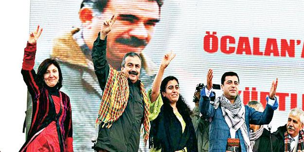 DAEŞ'inki kötü PKK'nınki iyi