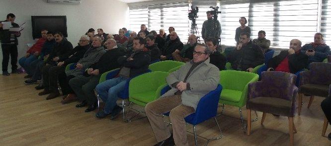 Orduspor'da Yaşar Pamuk yeniden başkan