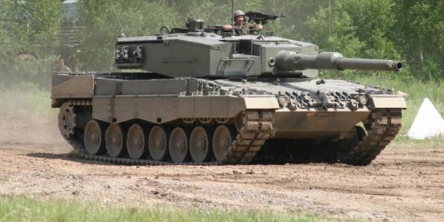 ''Daha çok Tank'a ihtiyacımız var!''