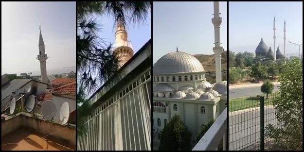 Daha önce camileri ahıra çeviren zihniyetten İzmir'deki camilere alçak sabotaj! En çok CHP'li isim sevindi