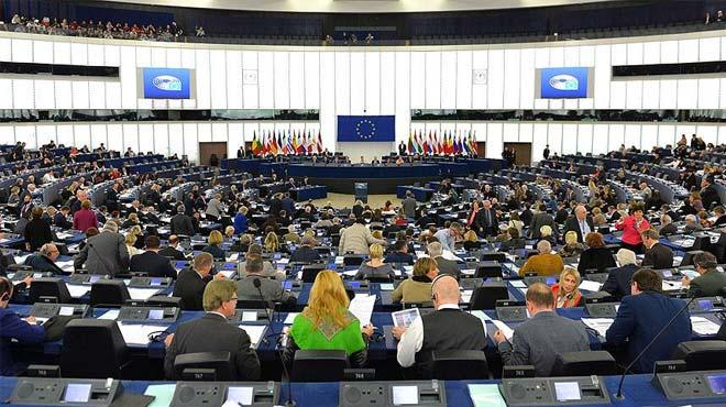 Daily Sabah gazetesinin Avrupa Parlamentosu'nda dağıtımı yasaklandı