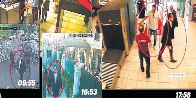 Dakika dakika kamera kayıtları ortaya çıktı... İşte infazcı albay