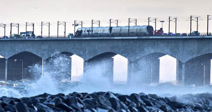 Danimarka'da tren kazası! Çok sayıda ölü var