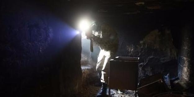 PKK taktik değiştirdi, tünel açıp Kur'an-ı Kerim...